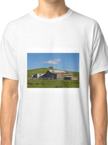 shearing shed and stock yard Classic T-Shirt