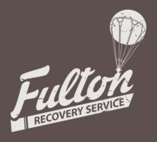 Fulton Recovery Service - White - Damaged by moombax