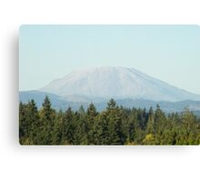 Mount St. Helen, Washington Canvas Print