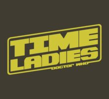 Time ladies doctor who by personalized
