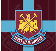 WEST HAM UNITED by arisfebriyanto