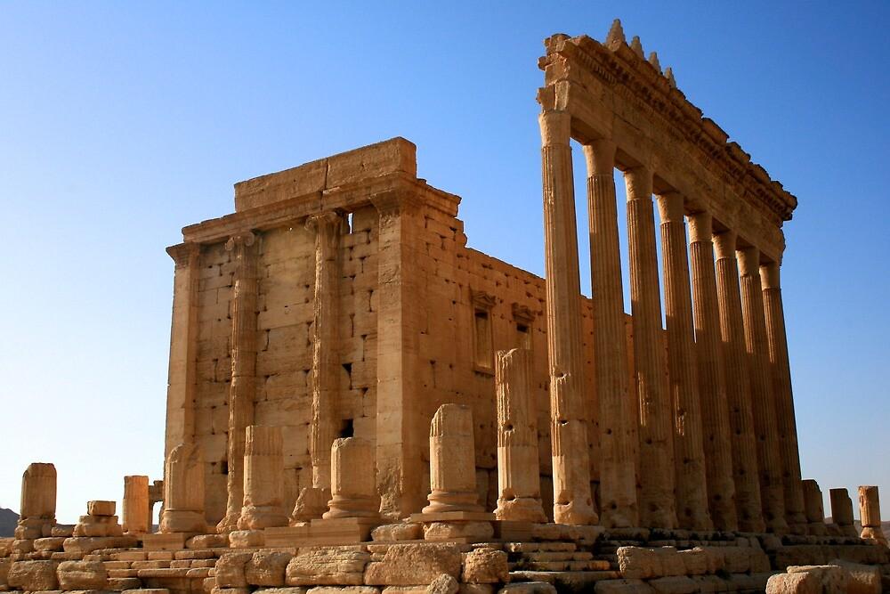 Palmyra, Syria by Justine Wright
