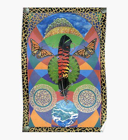 Rain Goddess Poster