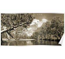 Outback River Poster