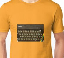 The ZX spectrum Unisex T-Shirt