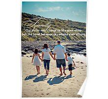 Family bond Poster