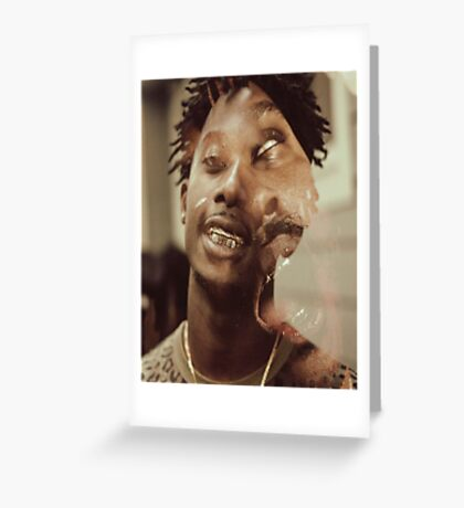 Awful Records Greeting Card