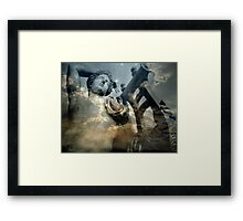 Apollo's Lyre Framed Print