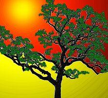 Summer Heat by Diane Johnson-Mosley