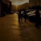 Silywetties in Town... (NEX-5) by Rene Fuller