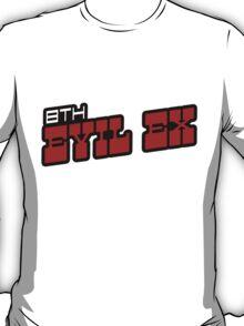 Ramona's 8th Evil Ex - Boy/Girl - Scott Pilgrim T-Shirt