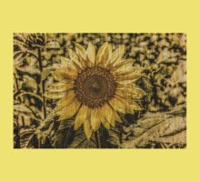 Sunflower Antique Baby Tee