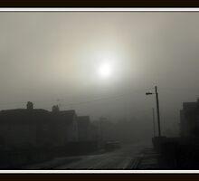 Evening Mist. by Heather Goodwin
