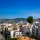 Ibiza Town by digihill
