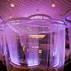 Chandelier Bar by petitejardim