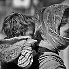one two. tabo, northern india by tim buckley | bodhiimages