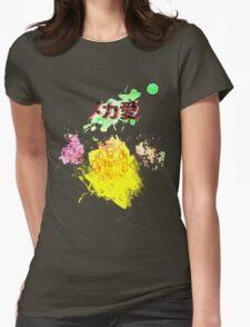 Mecha Love Womens Fitted T-Shirt