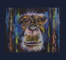 Chimpanzee Kids Tee