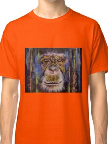 Chimpanzee Classic T-Shirt