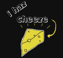 I haz cheeze by James12444
