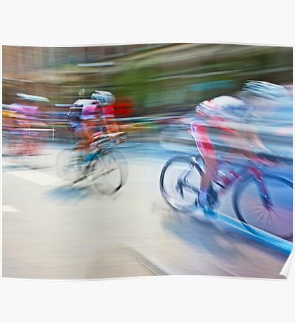 The Bicycle Race 01 Poster