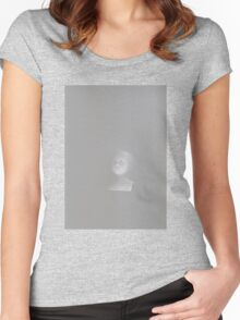 Ghost Doll Women's Fitted Scoop T-Shirt
