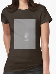 Ghost Doll Womens Fitted T-Shirt