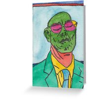 Commuter #1 Greeting Card