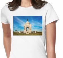 Gettysburg National Park - Pennsylvania Memorial Womens Fitted T-Shirt