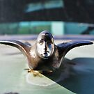 Caddy Hood Ornament by trueblvr