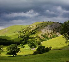 Bunster Hill Dovedale, The Peak District National Park by Darren Burroughs