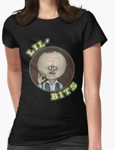 Lil' Bits Womens Fitted T-Shirt