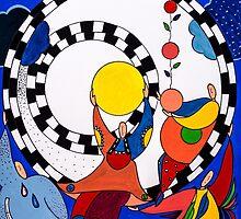 big bang by Vinciane Godts