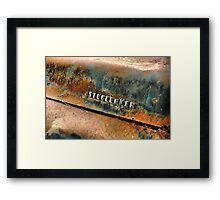 Studebaker 3 Framed Print