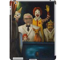 Fast Food Nightmare 4 iPad Case/Skin