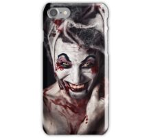 The Joker Has a Sister iPhone Case/Skin