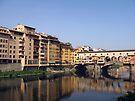 Ponte Vecchio by Jessica Liatys