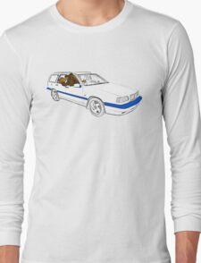 Erik Moose Long Sleeve T-Shirt