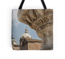 View From The Forum Tote Bag