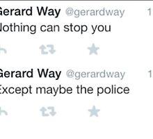 G Tweets by gerardslay