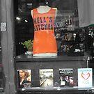 Book Shop in Hell's Kitchen by Bernadette Claffey