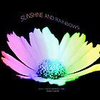 Sunshine And Rainbows by DreamCatcher/ Kyrah Barbette L Hale
