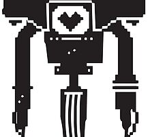 YES MAN: PIXEL VECTOR by MDRMDRMDR