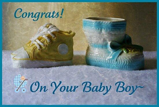 It's A Boy! by AngieBanta