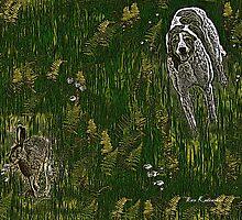 hare raiser by evska