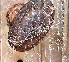 Vintage Keyhole by angelandspot