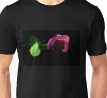 Rose Stem Unisex T-Shirt
