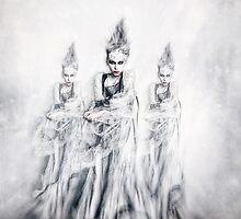 Yuki-Onna by Jennifer Rhoades