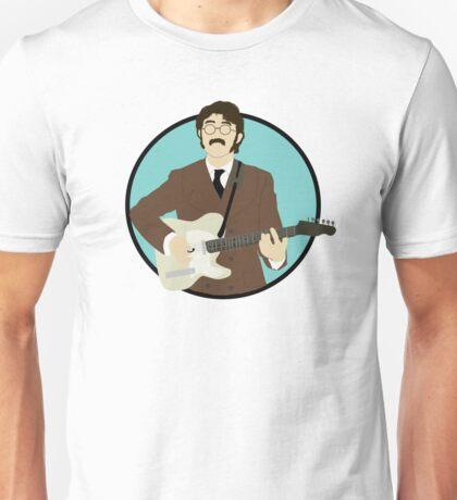 The Band: Robbie Robertson Unisex T-Shirt
