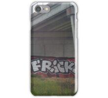 """""""FRICK"""" Graffiti iPhone Case/Skin"""